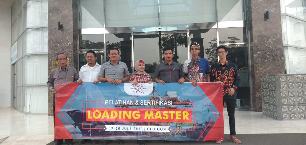Sertifikasi BNSP Bidang Loading Master