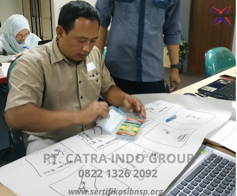 Info Pelatihan Sertifikasi Kompetensi BNSP