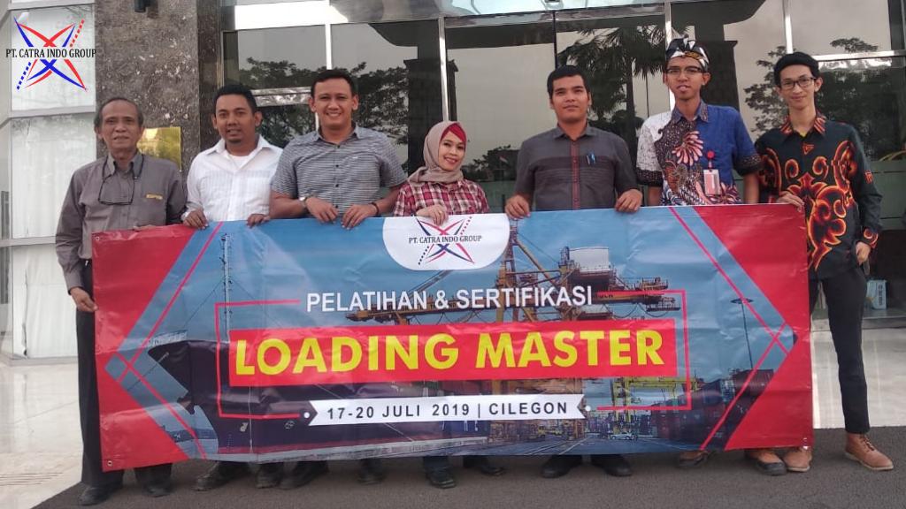 Sertifikasi loading master bnsp